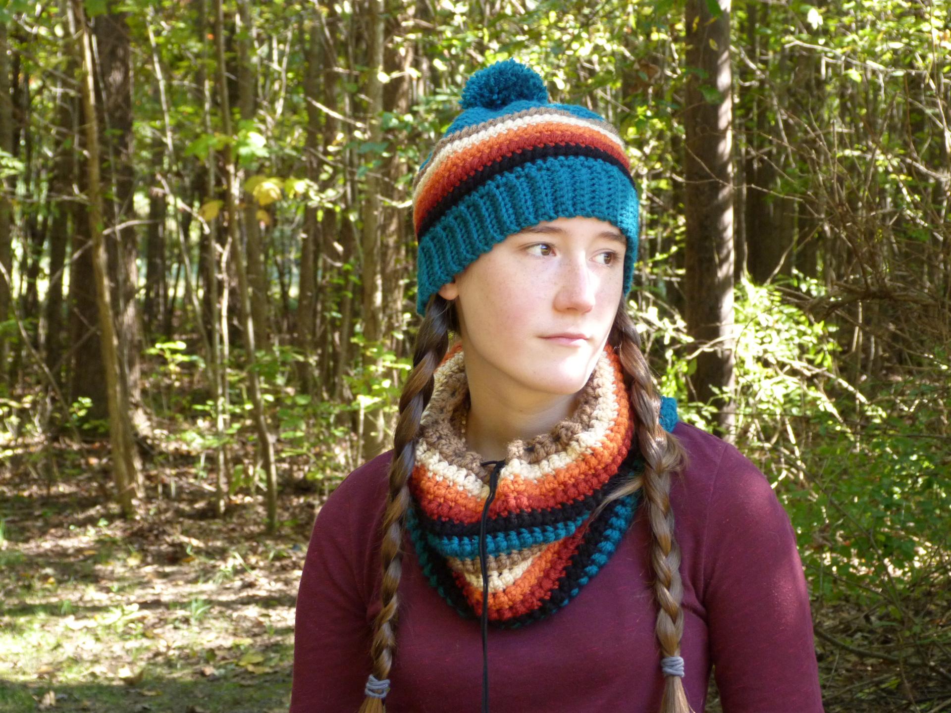 Southwestern Beanie | Crochet Spot