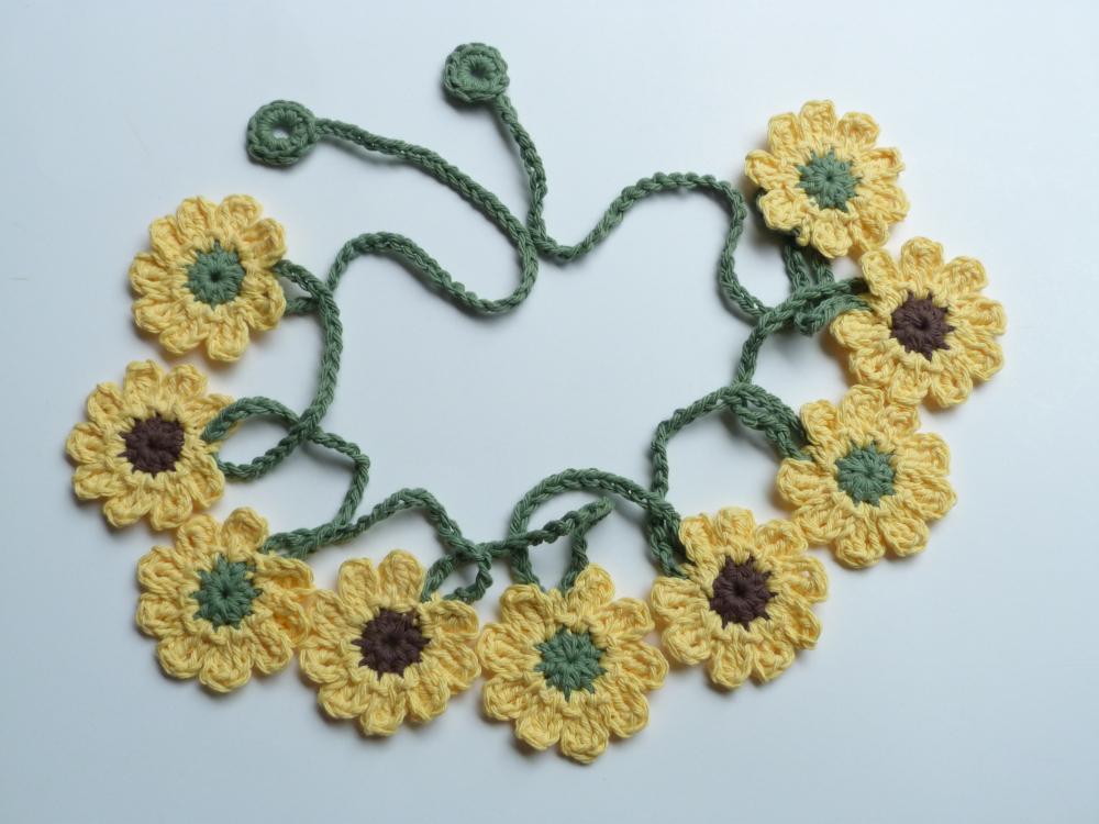 Crochet Choker Necklace Pattern – Crochet Hooks You | 750x1000