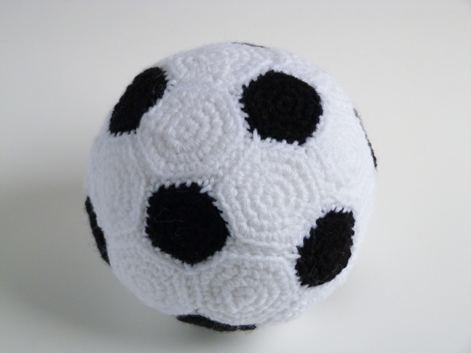 3. Soccer Ball Plushie